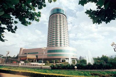 灵宝紫金宫国际大酒店-雄伟外观
